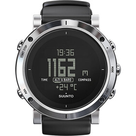 Suunto Core Outdoor Watch, brushed steel